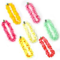 FLOWER LEI 7 ASSORTED COLORS