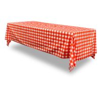 54IN X 108IN TABLECOVER GINGHAM