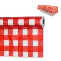 40IN X 100FT TABLE ROLL GINGHAM