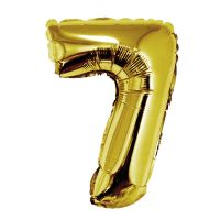 16 IN SHINY GOLD 7