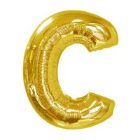 40 IN GOLD LETTER C