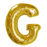 40 IN GOLD LETTER G
