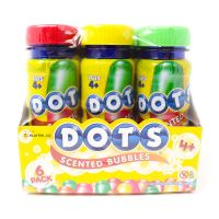 BUBBLES: DOTS SCENTED